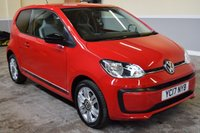 USED 2017 17 VOLKSWAGEN UP 1.0 UP BY BEATS 3d AUTO 60 BHP Top of the range, Bright Tornado Red 2017 VW UP by Beats Automatic! Still covered under manufacturer warranty with FMDSH! PX Welcome, Finance Available!