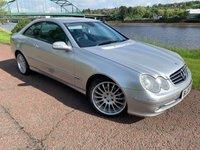 2005 MERCEDES-BENZ CLK 2.7 CLK270 CDI AVANTGARDE 2d AUTO 170 BHP £2990.00