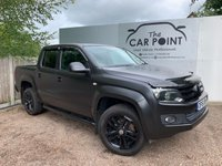 USED 2015 15 VOLKSWAGEN AMAROK 2.0 DC TDI HIGHLINE 4MOTION 1d 178 BHP