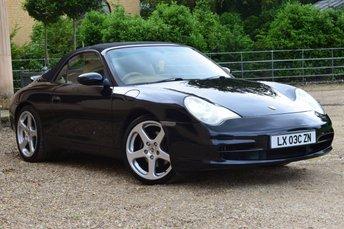 2003 PORSCHE 911 3.6 CARRERA 2 TIPTRONIC S 2d AUTO 316 BHP £13990.00