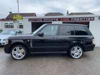 USED 2010 10 LAND ROVER RANGE ROVER 3.6 TD V8 Vogue 5dr OVERFINCH CONVERSION
