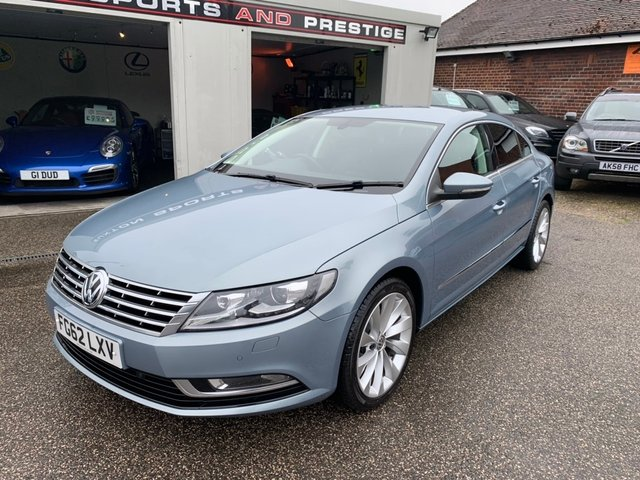 VOLKSWAGEN CC at Euxton Sports and Prestige