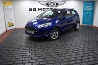 USED 2014 63 FORD FIESTA 1.25 Zetec 3dr