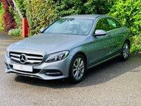 2015 MERCEDES-BENZ C CLASS 2.0 C200 SPORT 4d AUTO 184 BHP £14290.00