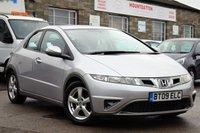 2009 HONDA CIVIC 1.3 I-VTEC SE 5d 98 BHP £3495.00