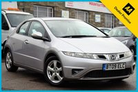 USED 2009 09 HONDA CIVIC 1.3 I-VTEC SE 5d 98 BHP