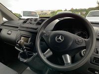 USED 2013 13 MERCEDES-BENZ VITO 2.1 116 CDI 163 BHP LONG LWB RARE 163 BHP LWB, ONE PREVIOUS OWNER, TIDY VITO, CRUISE