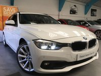 USED 2016 16 BMW 3 SERIES 320D SE TOURING 5d AUTO 188 BHP