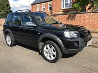 USED 2005 05 LAND ROVER FREELANDER 2.0 TD4 FREESTYLE 5d 110 BHP