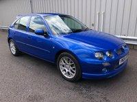 2004 MG ZR 2.0 ZR+ TD TURBO DIESEL £4995.00