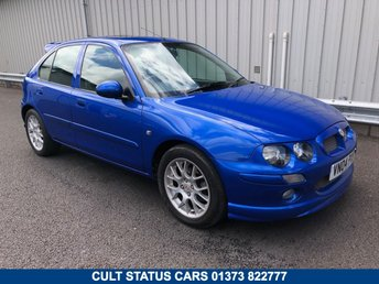View our MG ZR