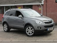2011 VAUXHALL ANTARA 2.2 CDTI SE 4X4 (LEATHER) 5dr £4990.00