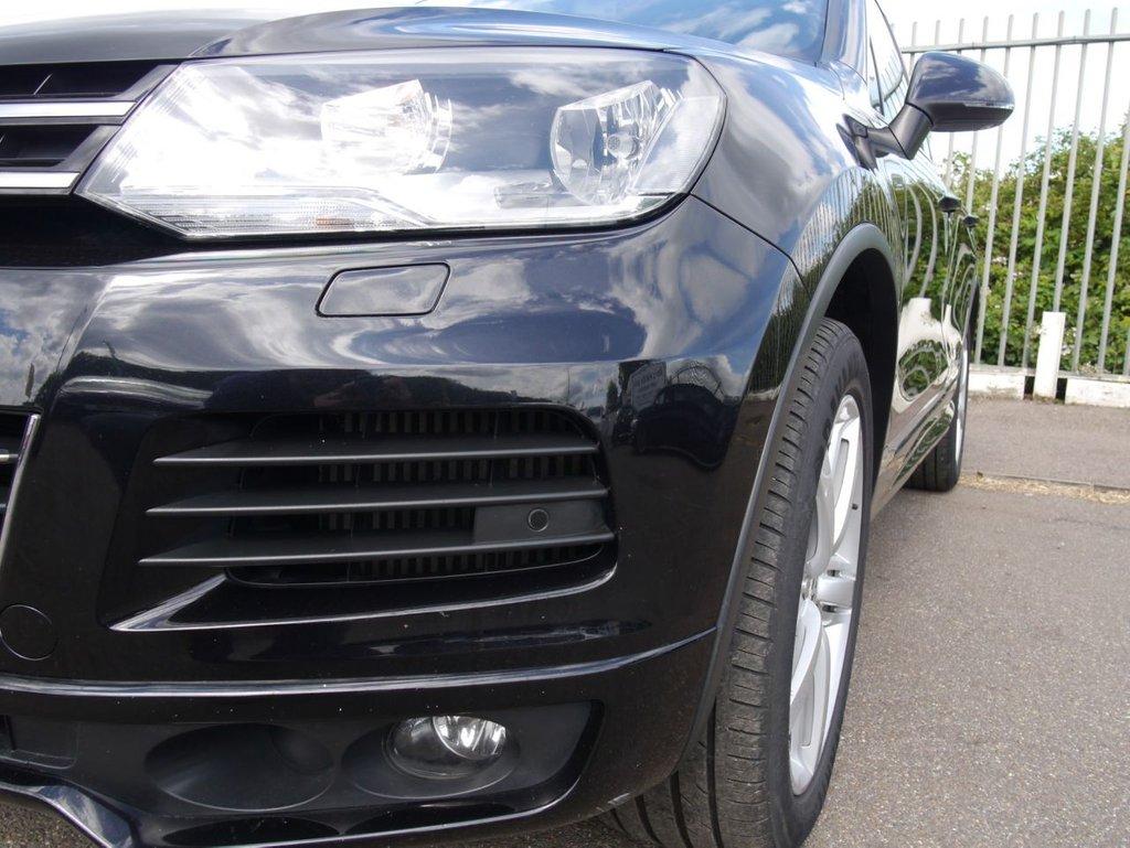 USED 2011 11 VOLKSWAGEN TOUAREG 3.0 V6 ALTITUDE TDI BLUEMOTION TECHNOLOGY 5d AUTO 237 BHP