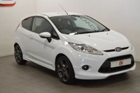 USED 2010 60 FORD FIESTA 1.6 ZETEC S 3d 118 BHP LOW MILES + UPGRADED ST ALLOYS + SERVICE HISTORY + PART EX WELCOME