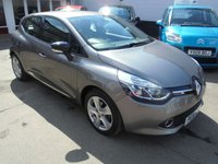 USED 2016 16 RENAULT CLIO 1.1 DYNAMIQUE NAV 16V 5d 73 BHP