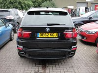 USED 2012 62 BMW X5 3.0 XDRIVE40D M SPORT 5d AUTO 302 BHP ANY PART EXCHANGE WELCOME, COUNTRY WIDE DELIVERY ARRANGED, HUGE SPEC