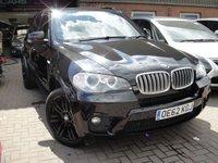 2012 BMW X5 3.0 XDRIVE40D M SPORT 5d AUTO 302 BHP £16480.00