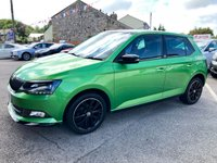 USED 2016 16 SKODA FABIA 1.2 MONTE CARLO TSI 5d 89 BHP Low Miles One Owner, Great Spec, 12 Months MOT!
