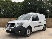 USED 2016 16 MERCEDES-BENZ CITAN 1.5 109 CDI 1d 90 BHP All Vehicles with minimum 6 months Warranty, Van Ninja Health Check and cannot be beaten on price!