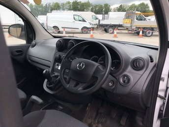 MERCEDES-BENZ CITAN at Van Ninja