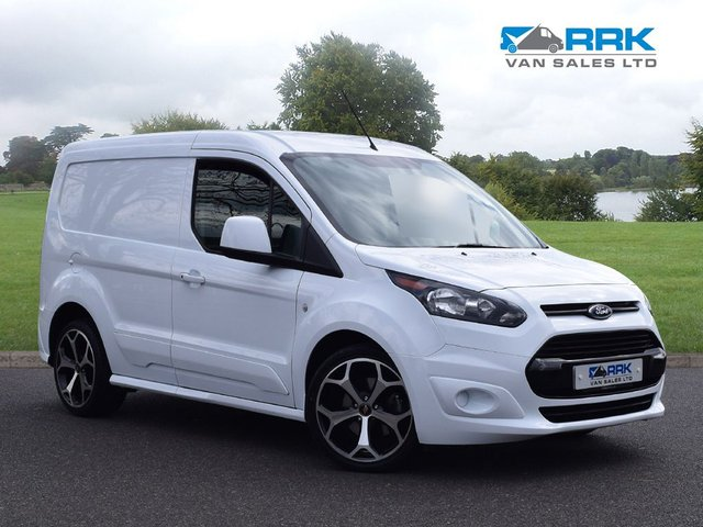 2017 66 FORD TRANSIT CONNECT 1.5 220 P/V 1d 100 BHP