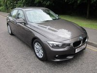 2014 BMW 3 SERIES 2.0 320D EFFICIENTDYNAMICS BUSINESS 4d 161 BHP. *FULL LEATHER* £9990.00
