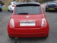 USED 2012 L FIAT 500 0.9 TWINAIR PLUS 3d 85 BHP FREE ANNUAL ROAD TAX