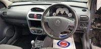 USED 2006 06 VAUXHALL CORSA 1.2 SXI PLUS 16V TWINPORT 3d 80 BHP
