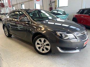 2014 VAUXHALL INSIGNIA 2.0 TECH LINE CDTI 5d AUTO 160 BHP £8995.00