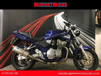 View our SUZUKI Bandit 600