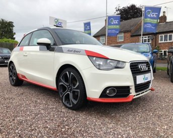 2011 AUDI A1 1.4 TFSI COMPETITION LINE 3d 122 BHP £8695.00