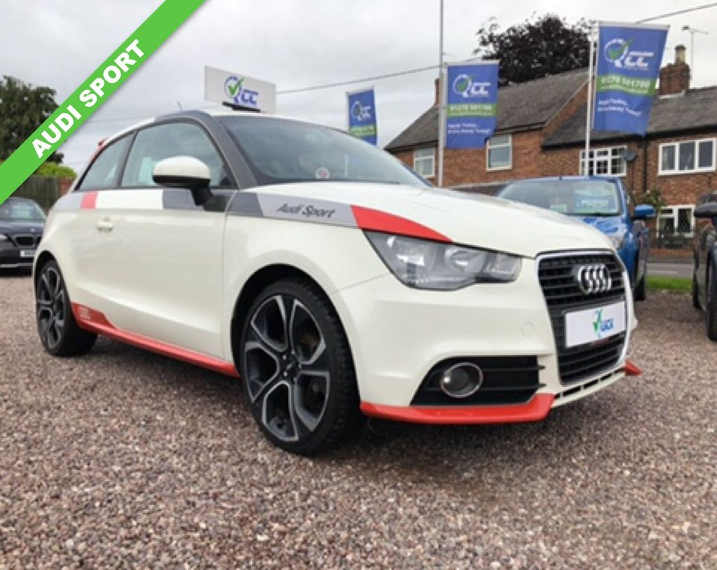 2011 Audi A1 Tfsi Competition Line £8,695