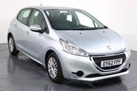 USED 2012 62 PEUGEOT 208 1.2 ACCESS PLUS 5d 82 BHP VERY CHEAP TO RUN