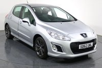 USED 2012 62 PEUGEOT 308 1.6 ACTIVE 5d 120 BHP 2 OWNERS with 6 Stamp SERVICE HISTORY