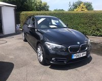 2015 BMW 1 SERIES 1.5 116D SPORT 5d 114 BHP £7995.00