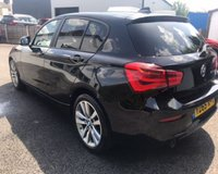 USED 2015 65 BMW 1 SERIES 1.5 116D SPORT 5d 114 BHP 6 Month PREMIUM Cover Warrant - 12 Month MOT (With No Advisories) - Low Rate Finance Packages Available