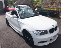 2008 BMW 1 SERIES 2.0 120I M SPORT 2d 168 BHP £SOLD
