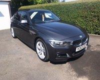2013 BMW 3 SERIES 2.0 320D M SPORT 4d AUTO 181 BHP £9888.00