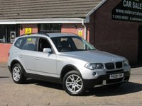 2008 BMW X3 2.0d SE (AUTOMATIC+LEATHER / £2,075 OF EXTRAS) 5dr £4490.00