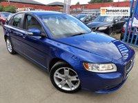 2009 VOLVO S40 1.8 SE 4d 125 BHP £2490.00