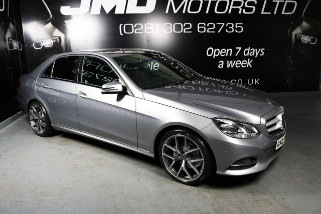 2013 MERCEDES-BENZ E CLASS E220 CDI SE NIGHT EDITION STYLE AUTO 168 BHP (FINANCE AND WARRANTY)