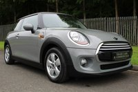 USED 2014 14 MINI HATCH COOPER 1.5 COOPER 3d 134 BHP A ONE OWNER MINI WITH FULL MINI SERVICE HISTORY!!!