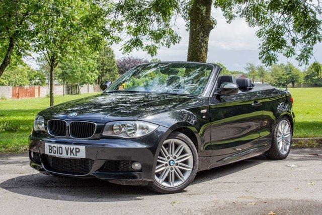 2010 10 BMW 1 SERIES 2.0 118D M SPORT 2d 143 BHP