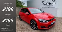 USED 2014 02 VOLKSWAGEN GOLF 2.0 GT TDI BLUEMOTION TECHNOLOGY DSG 5d AUTO 148 BHP