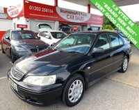 USED 2000 V HONDA ACCORD 1.9 I-VTEC SE 5d 136 BHP