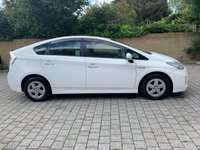 USED 2011 61 TOYOTA PRIUS 1.8L VVT-I 5d 99 BHP Hybrid for ULEZ, PCO, Warranty, MOT, Finance