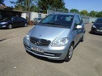 USED 2009 09 MERCEDES-BENZ A CLASS 1.5 A150 BLUEEFFICIENCY CLASSIC SE 5d 95 BHP