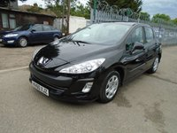 USED 2010 60 PEUGEOT 308 1.6 S HDI 5d 89 BHP