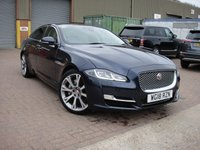 USED 2018 18 JAGUAR XJ 3.0 D V6 PORTFOLIO 4d AUTO 296 BHP ANY PART EXCHANGE WELCOME, COUNTRY WIDE DELIVERY ARRANGED, HUGE SPEC
