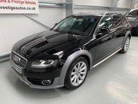 USED 2010 60 AUDI A4 ALLROAD 2.0 TDI CR Estate 5dr Diesel Manual quattro (164 g/km, 168 bhp) +FULL SERVICE+WARRANTY+FINANCE